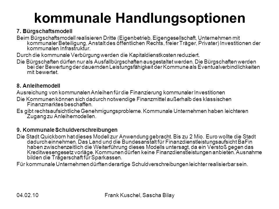 04.02.10Frank Kuschel, Sascha Bilay kommunale Handlungsoptionen 7.