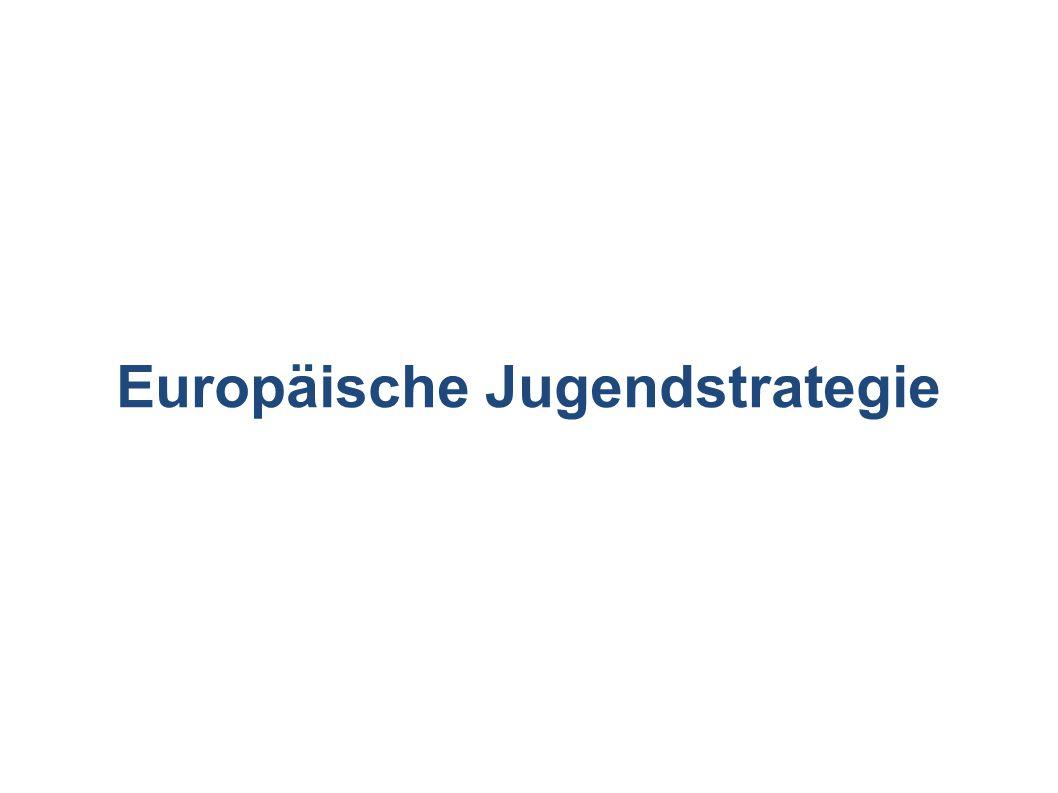 Europäische Jugendstrategie