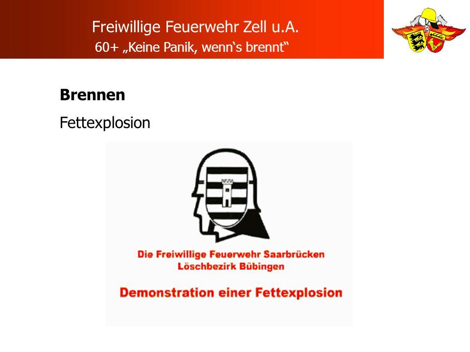 Rauchmelder Freiwillige Feuerwehr Zell u.A.