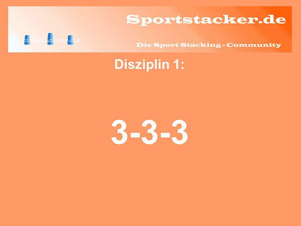 Disziplin 1: 3-3-3
