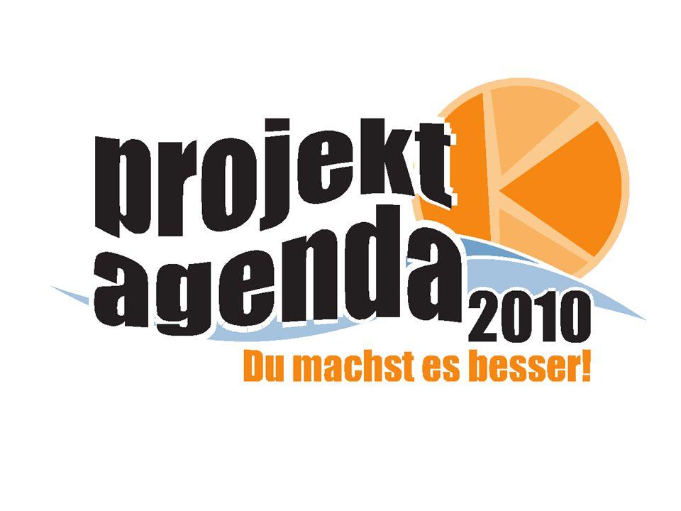 Was ist Projekt Agenda.2010 - Du machst es besser.