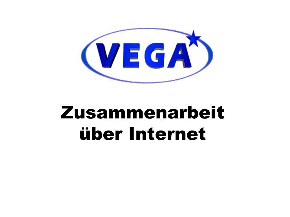 Zusammenarbeit über Internet