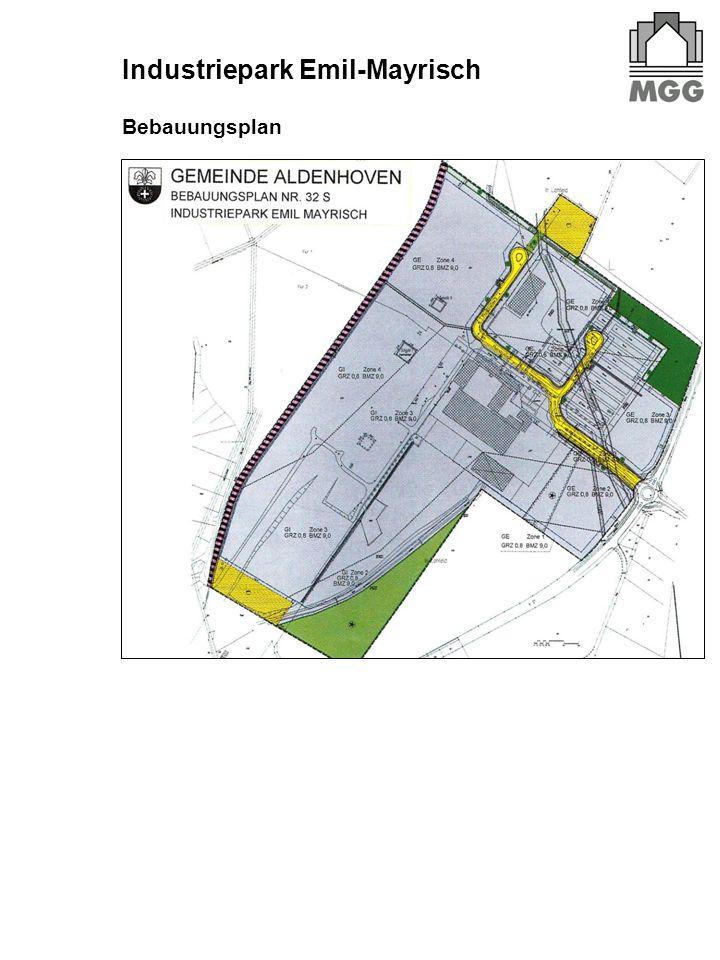 Bebauungsplan Industriepark Emil-Mayrisch