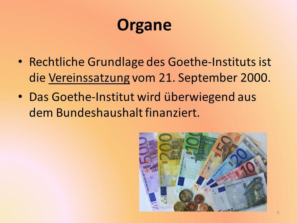 Deutsch lernen mit dem Goethe-Institut in Perm Der Deutsche Lesesaal und das Zentrum an der Gorkij-Bibliothek sind regionale Informationszentren und bieten vielfältige Informationen über Deutschland und deutschsprachige Länder an.