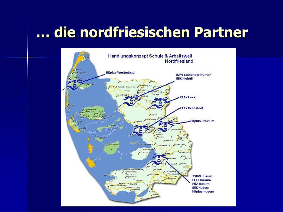 BAW Südtondern gGmbH Susan Lesener & Hauke Brückner Projektbeginn: Die Umsetzung des Handlungskonzeptes Schule & Arbeitswelt begann zum 1.8.2007 mit E
