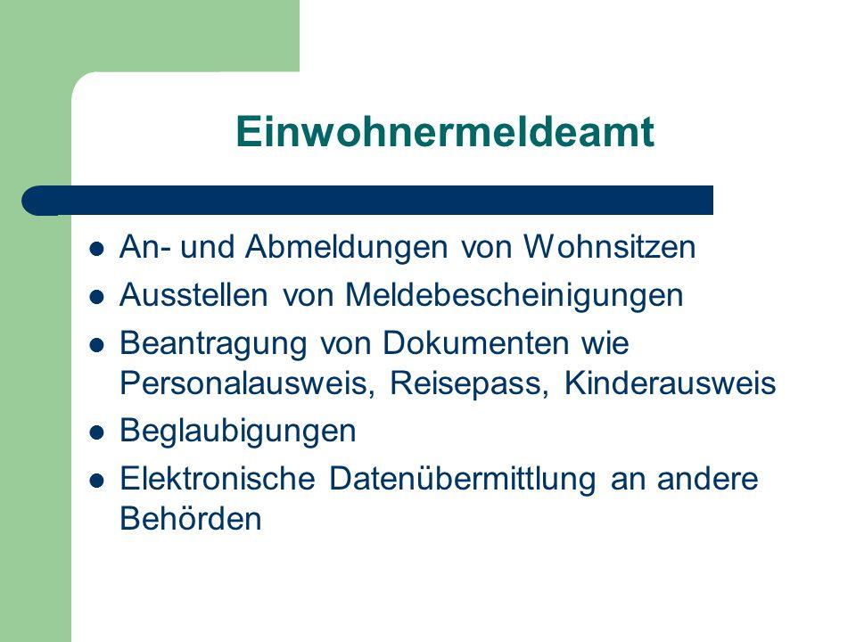 Bereich Ordnung und Sicherheit Wichtigste Grundlage unseres Handelns ist das Gesetz über die öffentliche Sicherheit und Ordnung des Landes Sachsen-Anhalt Brandschutz Überwachung Ordnung und Sauberkeit in Stadt und Gemeinden Straßenverkehr (z.B.