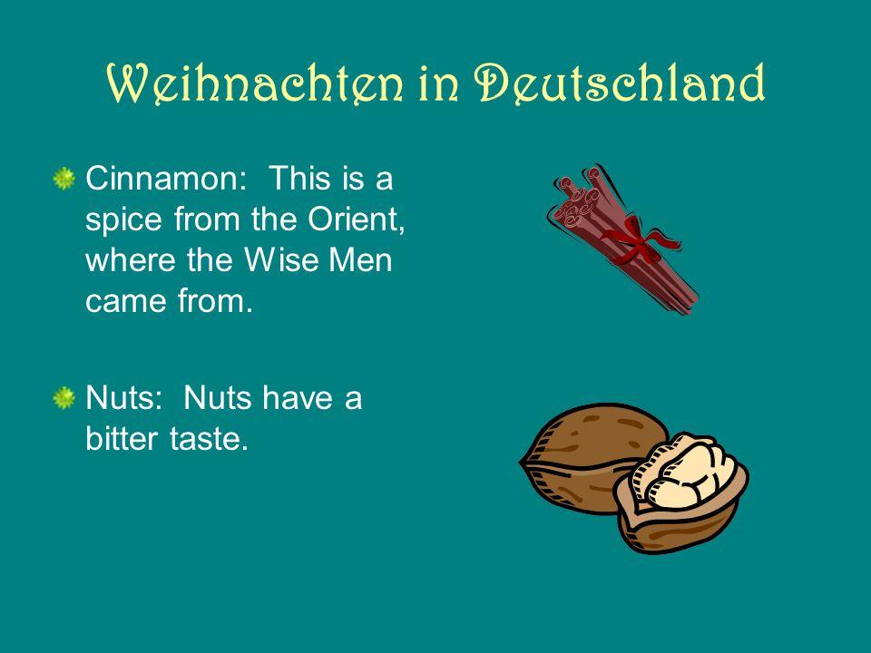 Weihnachten in Deutschland St.