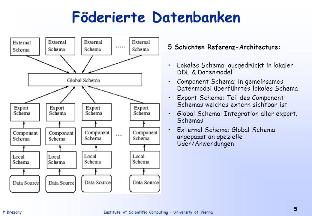Institute of Scientific Computing – University of ViennaP.Brezany 16 Grid Data Mediation Service - Architecture