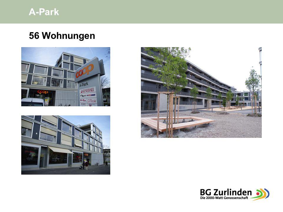 A-Park 56 Wohnungen