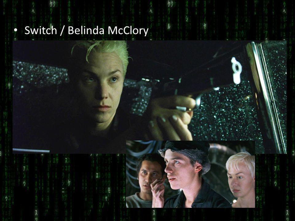 Switch / Belinda McClory – Schalter oder Schaltung Mouse / Matt Doran Ein Begriff der Computerwelt