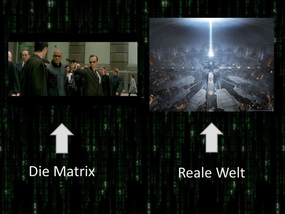 Die Matrix Reale Welt