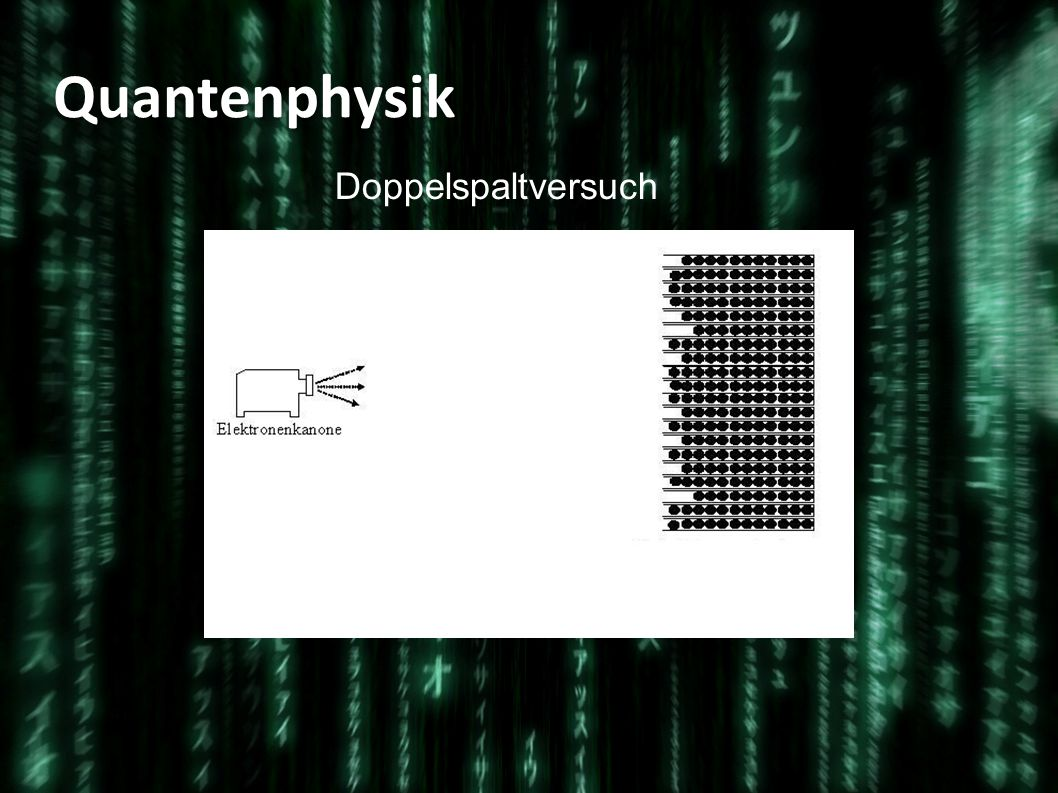 Wissenschaft im Film Matrix Bewegte Uhren gehen langsamer (Zeitdilatation) Bewegte Körper werden gestaucht (Längenkontraktion) Energie als Krümmung der Raumzeit