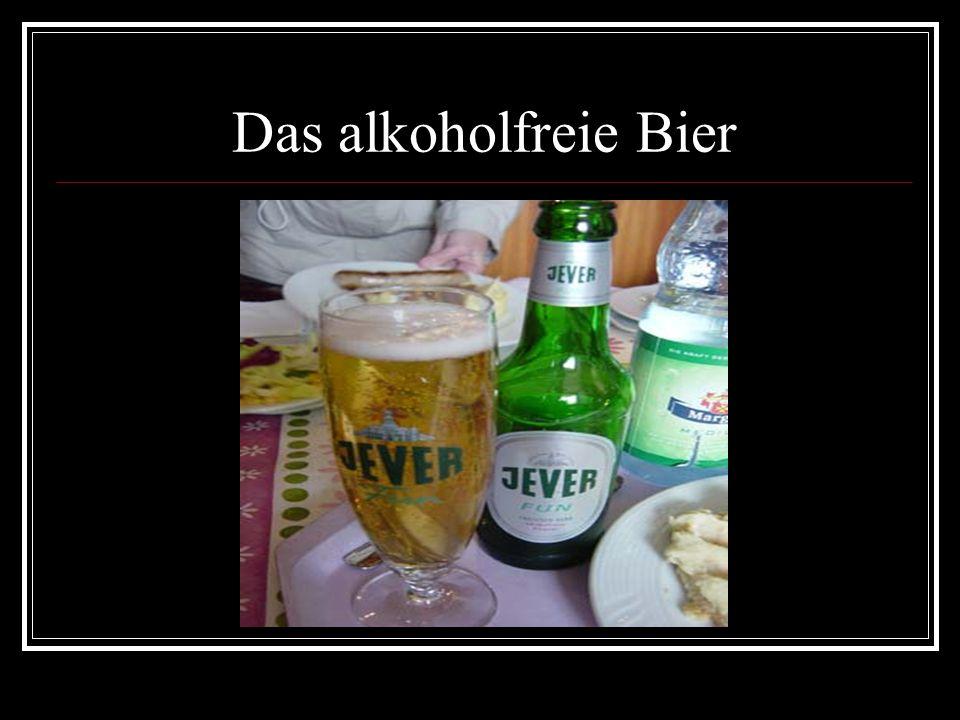 Das alkoholfreie Bier