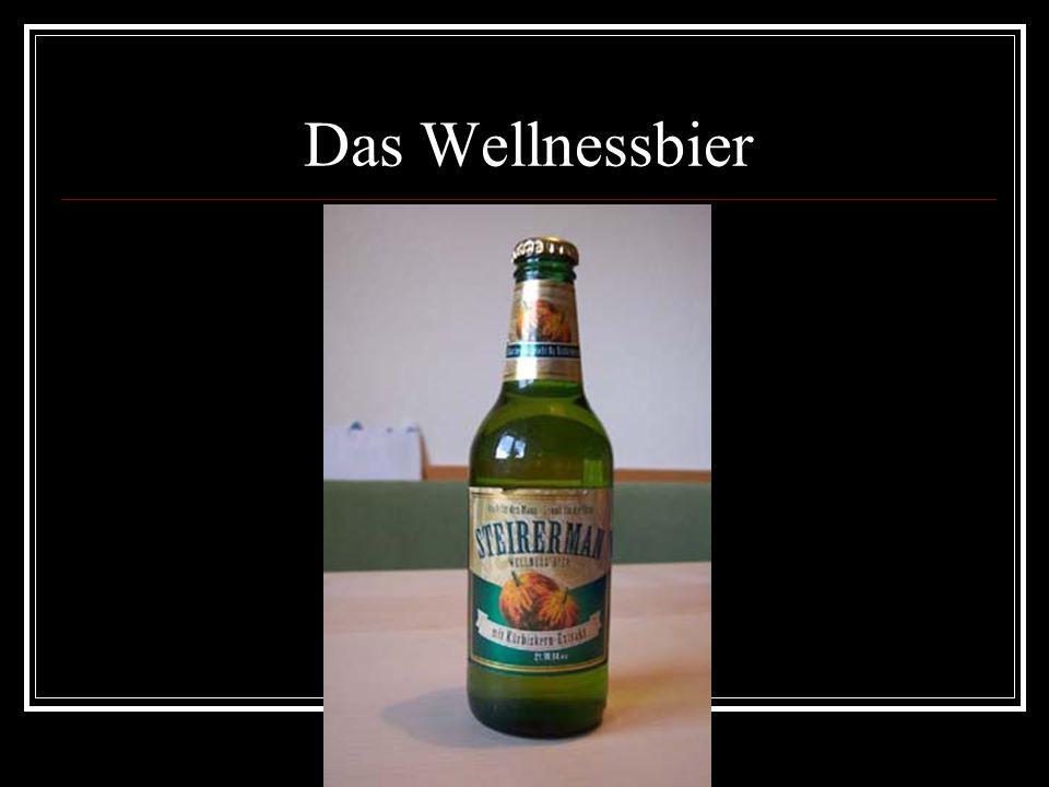 Das Wellnessbier