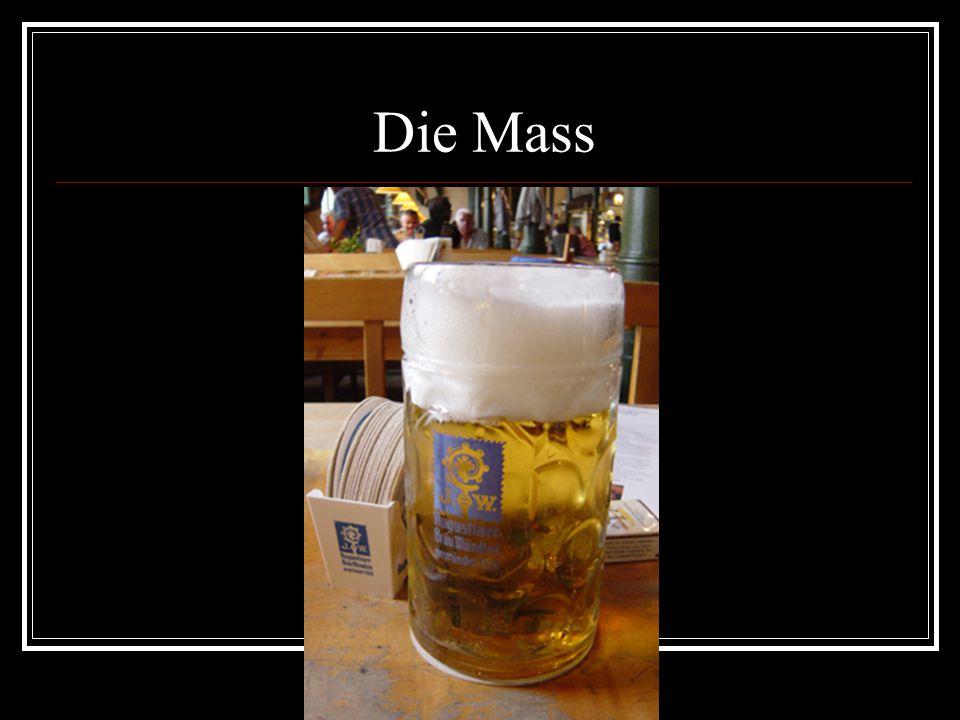Die Mass