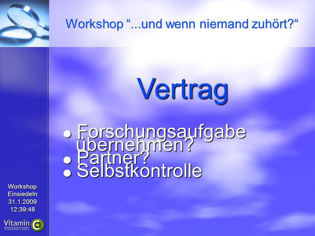 WorkshopEinsiedeln31.1.200912:39:48 So wie mich Wie der Vater mich gesandt hat, so sende ich jetzt euch.