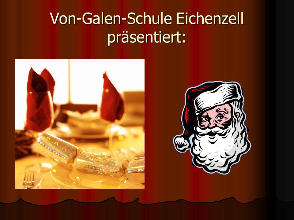 Von-Galen-Schule Eichenzell präsentiert: