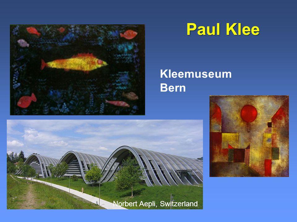 Kleemuseum Bern Norbert Aepli, Switzerland Paul Klee