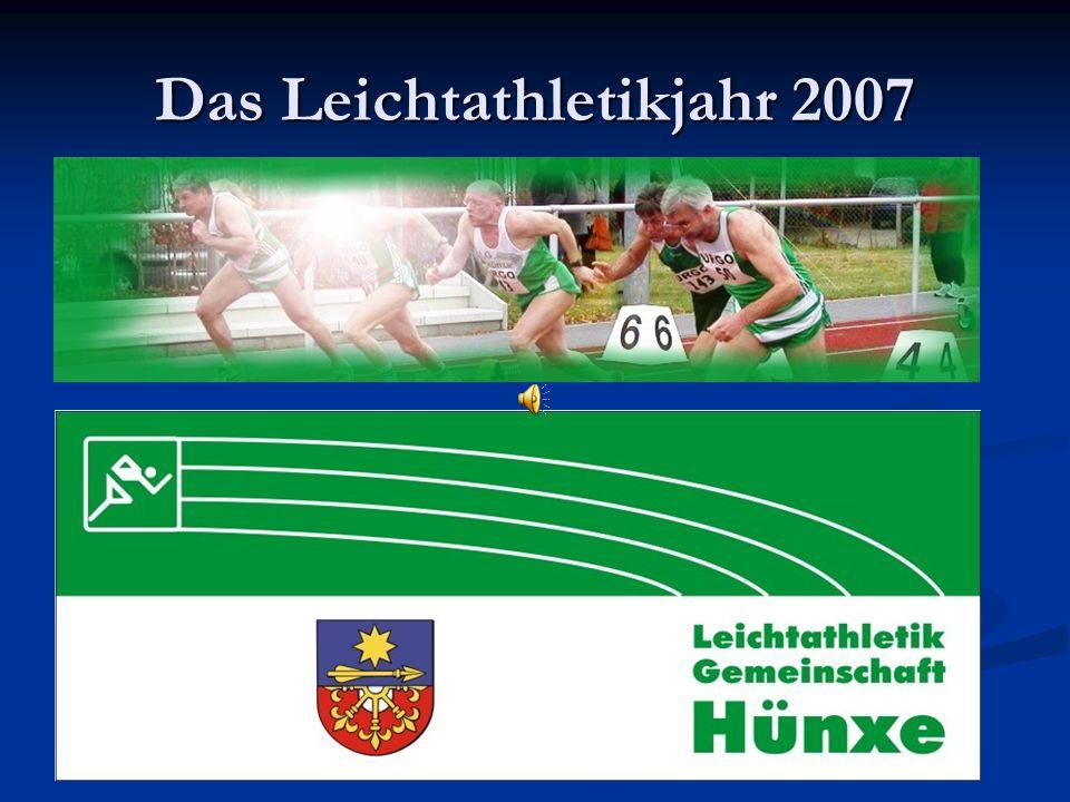 Das Leichtathletikjahr 2007