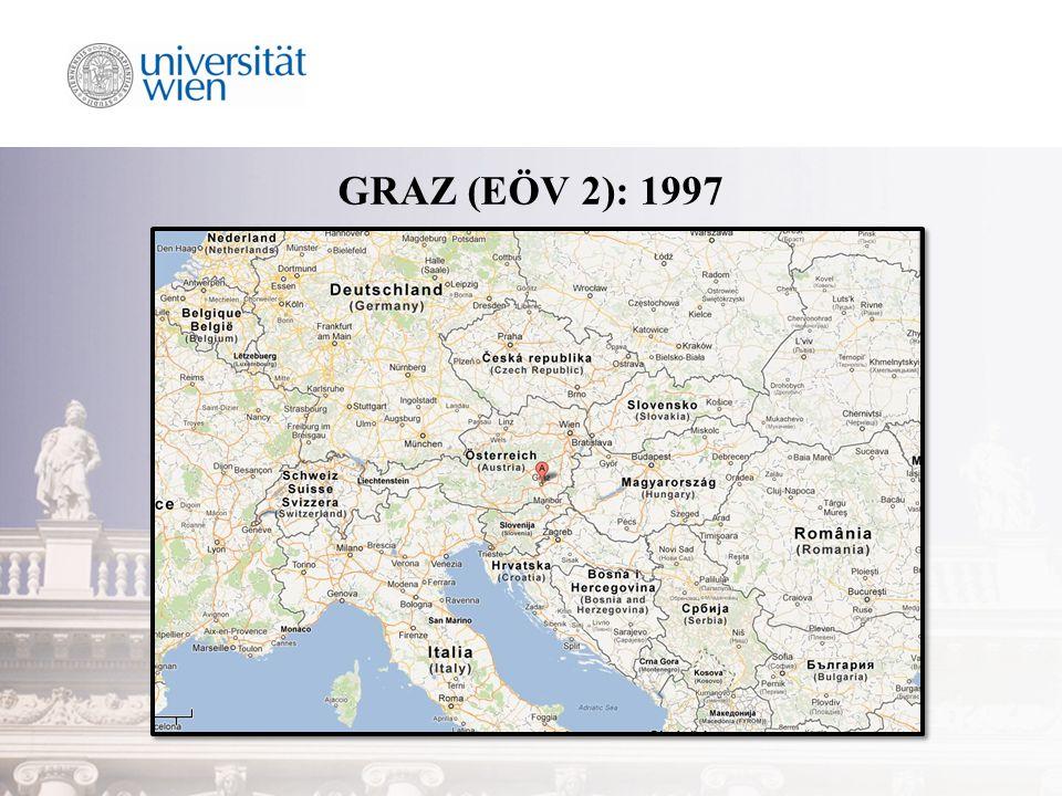GRAZ (EÖV 2): 1997
