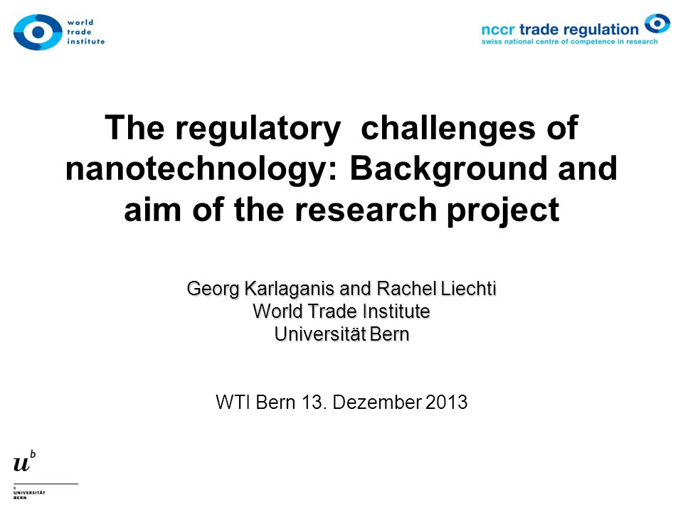 Background (1) Legislation always lags back behind technology.