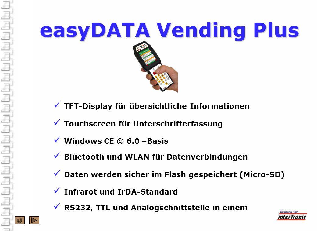 Funktions-Merkmale Schnittstellen / Protokolle: EVA-DTS FAGE-Protokoll über Infrarot flexibel programmierbarer D-Sub-Stecker, mit welchem nahezu alle gängigen Schnittstellen simuliert werden können diverse spezielle Datenprotokolle Überspielen fertiger Münzer- / Automatensettings mit Eva-Dts, Höfer und DEX/UCS (Zeitersparnis!)