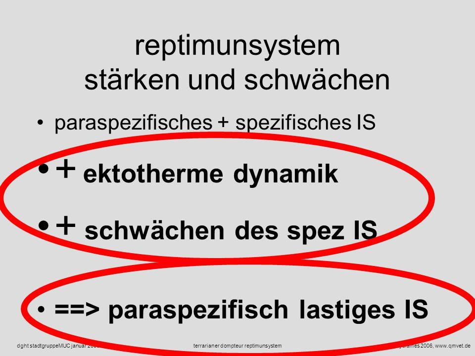 ©henrybrames 2006, www.qmvet.deterrarianer dompteur reptimunsystemdght stadtgruppeMUC januar 2006 reptimunsystem: kommunikationssystem um fremd und ei