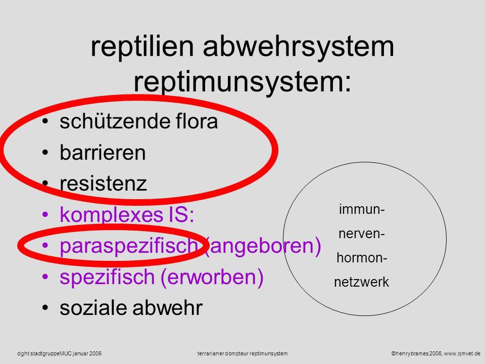 ©henrybrames 2006, www.qmvet.deterrarianer dompteur reptimunsystemdght stadtgruppeMUC januar 2006 und dennoch... bakterien sind unsere freunde