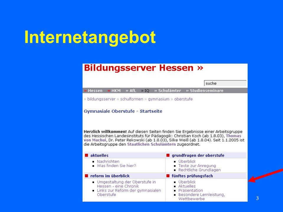 3 Internetangebot