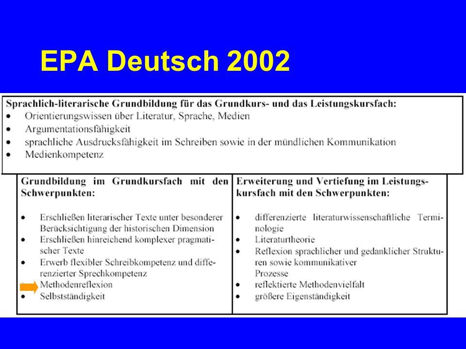 EPA Deutsch 2002