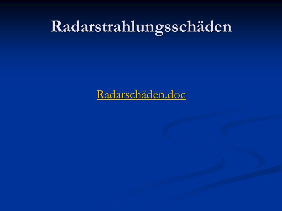 Radarstrahlungsschäden Radarschäden.doc