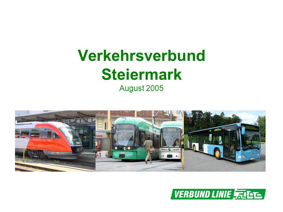 Verkehrsverbund Steiermark August 2005