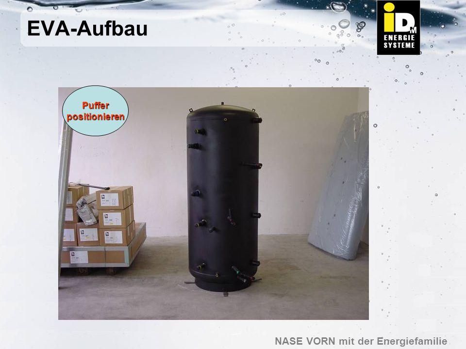 EVA-Aufbau DasAuspacken