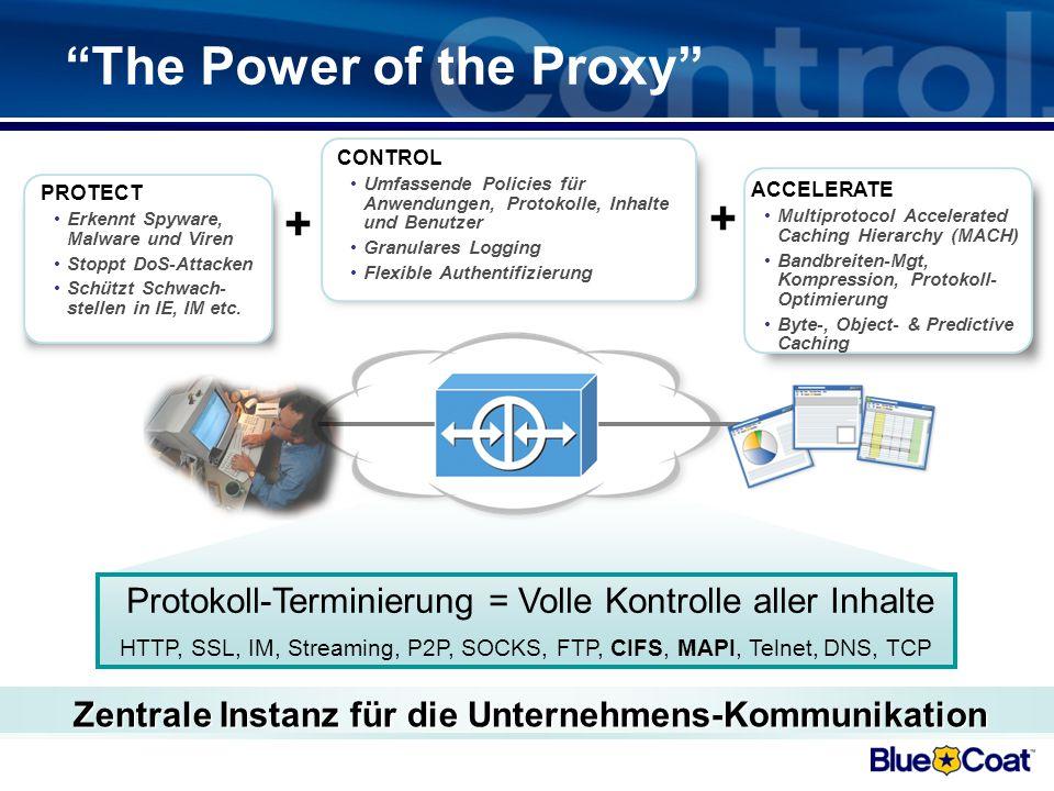 SSL-Proxy und SSL-VPN von Blue Coat Systems Technology Day bei eXecure AG, 31. Januar 2007 Michael Hartmann Territory Sales Director DACH & EE Blue Co