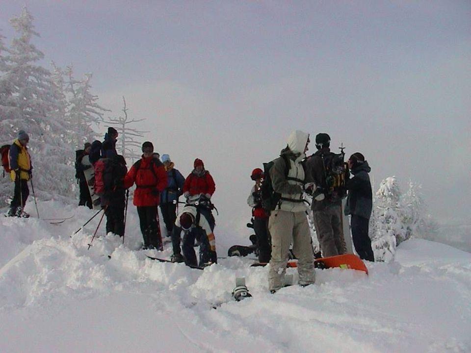 2.Kurstag Wildspitz (1580 m) Datum: 8. Januar 2006 Datum: 8.