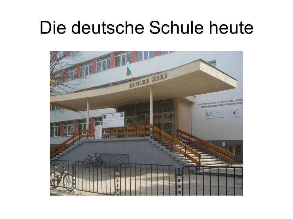 Die deutsche Schule heute