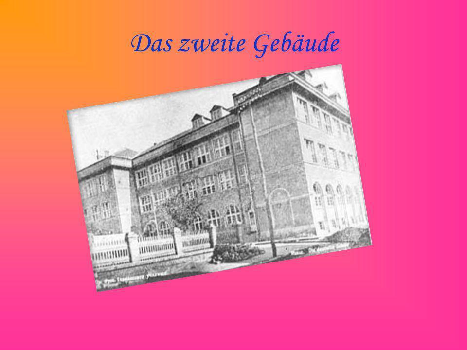 Das zweite Gebäude