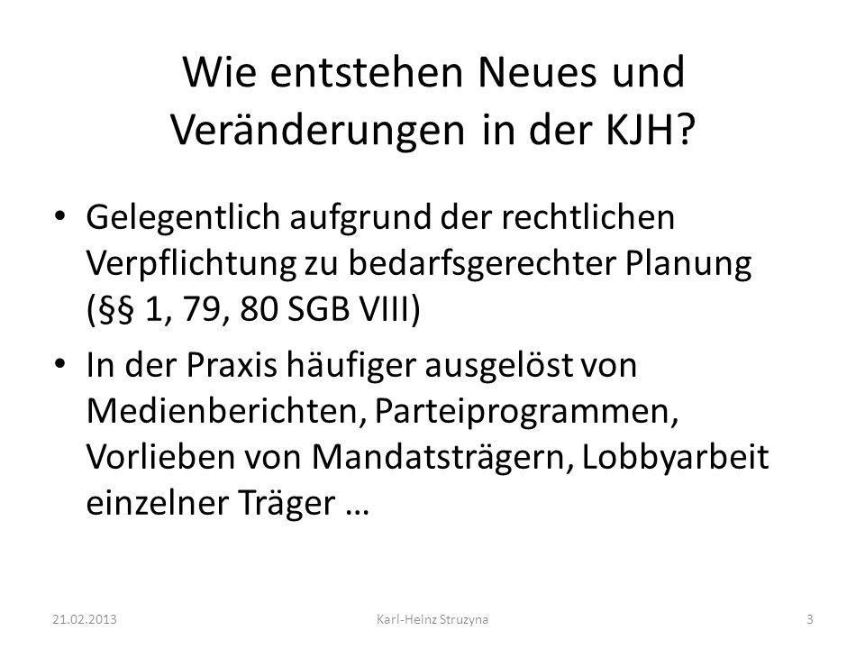 Wozu Jugendberichterstattung/ Jugendhilfeplanung.