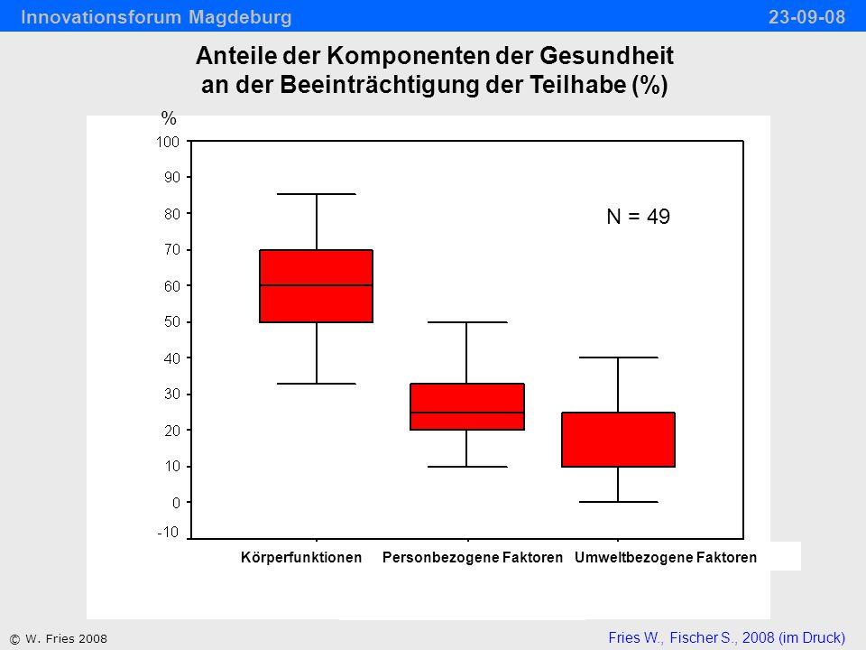 Aufgaben und Ziele der Rehabilitation im SGB IX Behinderung (d.h.