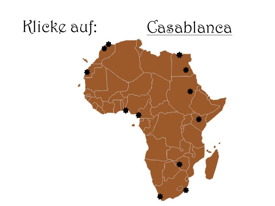 Klicke auf: Casablanca