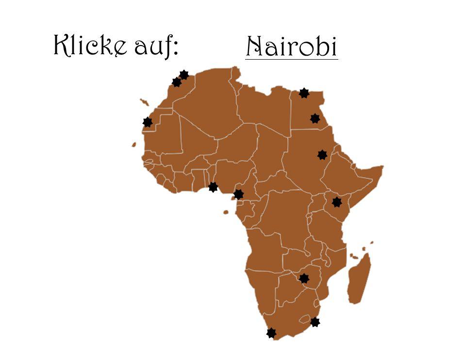 Klicke auf: Nairobi