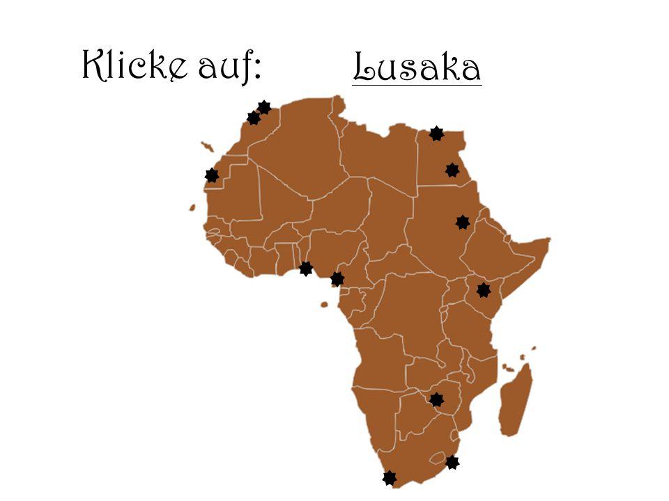 Klicke auf: Lusaka