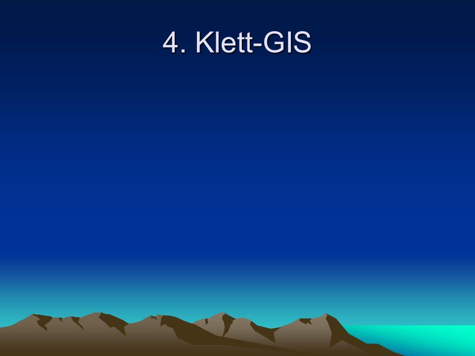 4. Klett-GIS