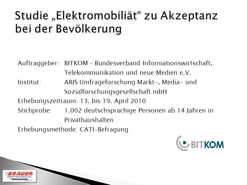 Auftraggeber: BITKOM – Bundesverband Informationswirtschaft, Telekommunikation und neue Medien e.V.