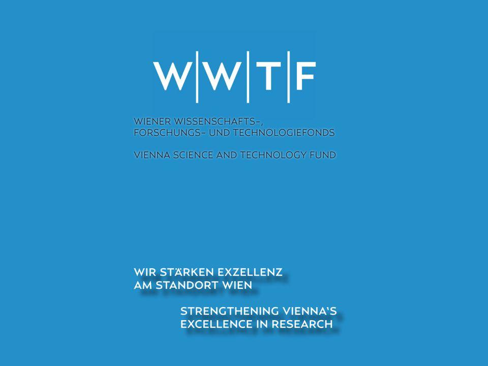Proposers Day 1 1. ÜBER DEN WWTF Wir stärken Exzellenz am Standort Wien. 1