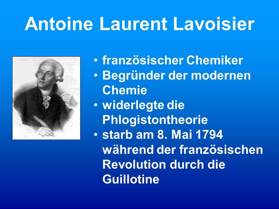 Carl Wilhelm Scheele schwedischer Chemiker deutscher Herkunft entdeckte 1771/72 Sauerstoff wurde 1775 Mitglied der Akademie der Wissenschaften er star