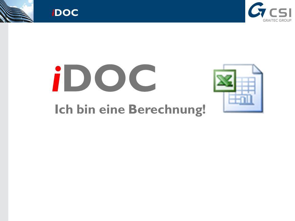 Ich bin eine Zeichnung! iDOC