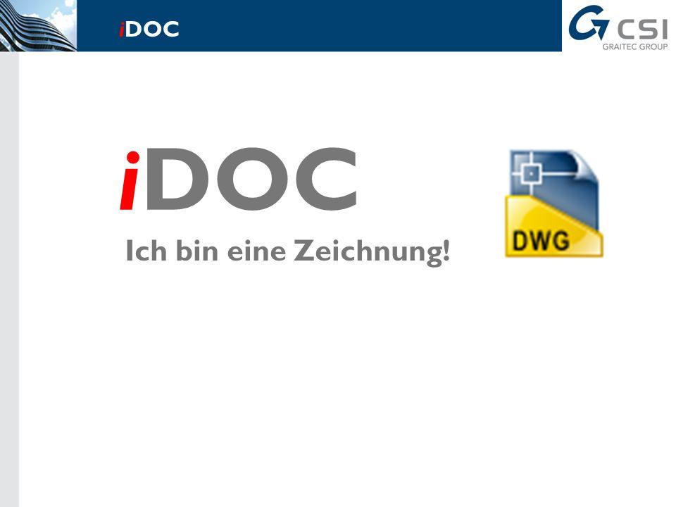 Ich bin eine Datenbank! iDOC