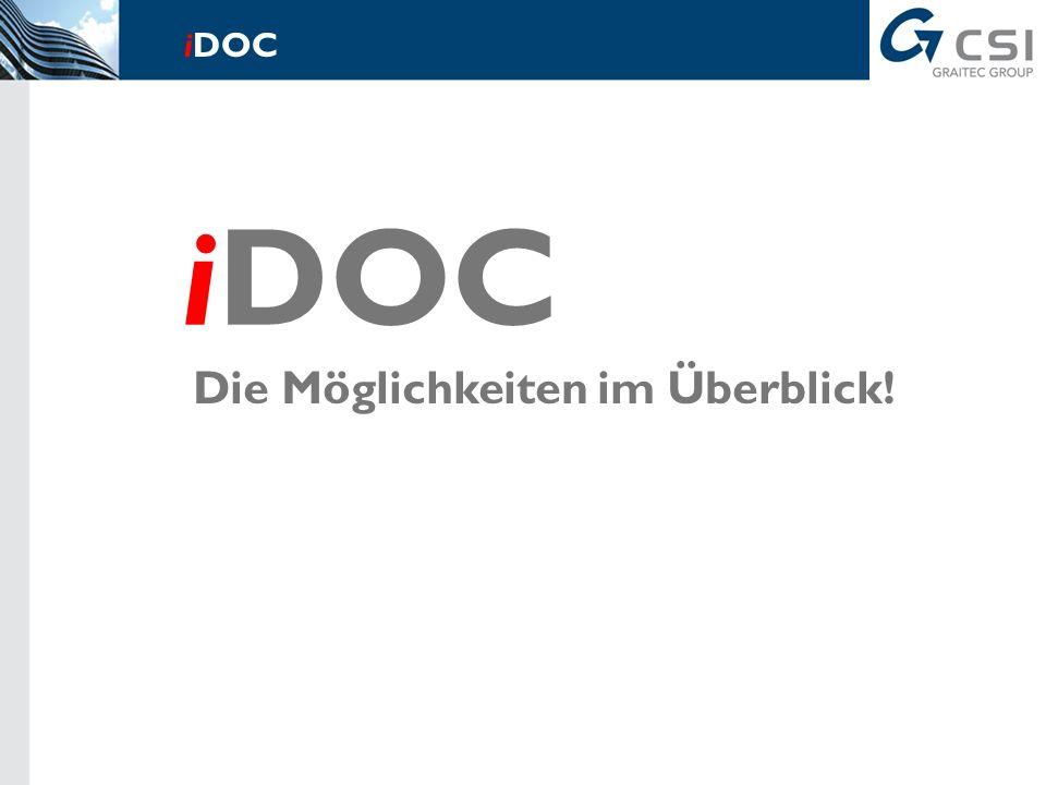 Textverabeitung auf Word Niveau freie Formatierung Formatvorlagen Tabellen Copy & Paste aus beliebigen Programmen Drag & Drop iDOC