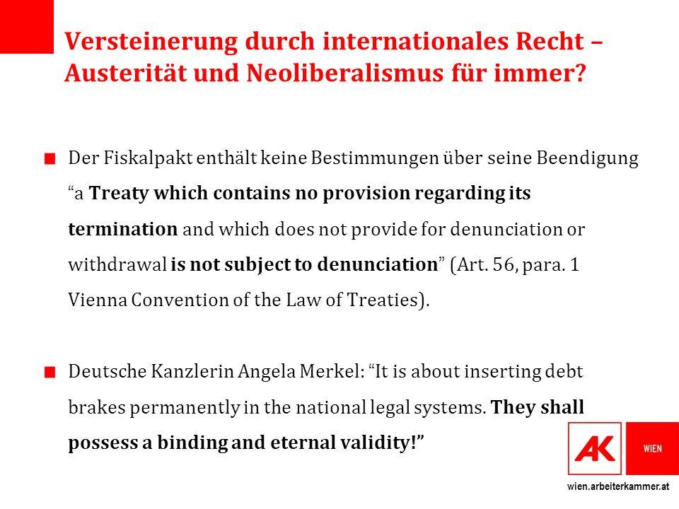 wien.arbeiterkammer.at Versteinerung durch internationales Recht – Austerität und Neoliberalismus für immer.
